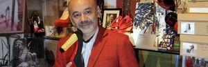 Foto: Louboutin: del rojo de sus suelas, al rojo de labios