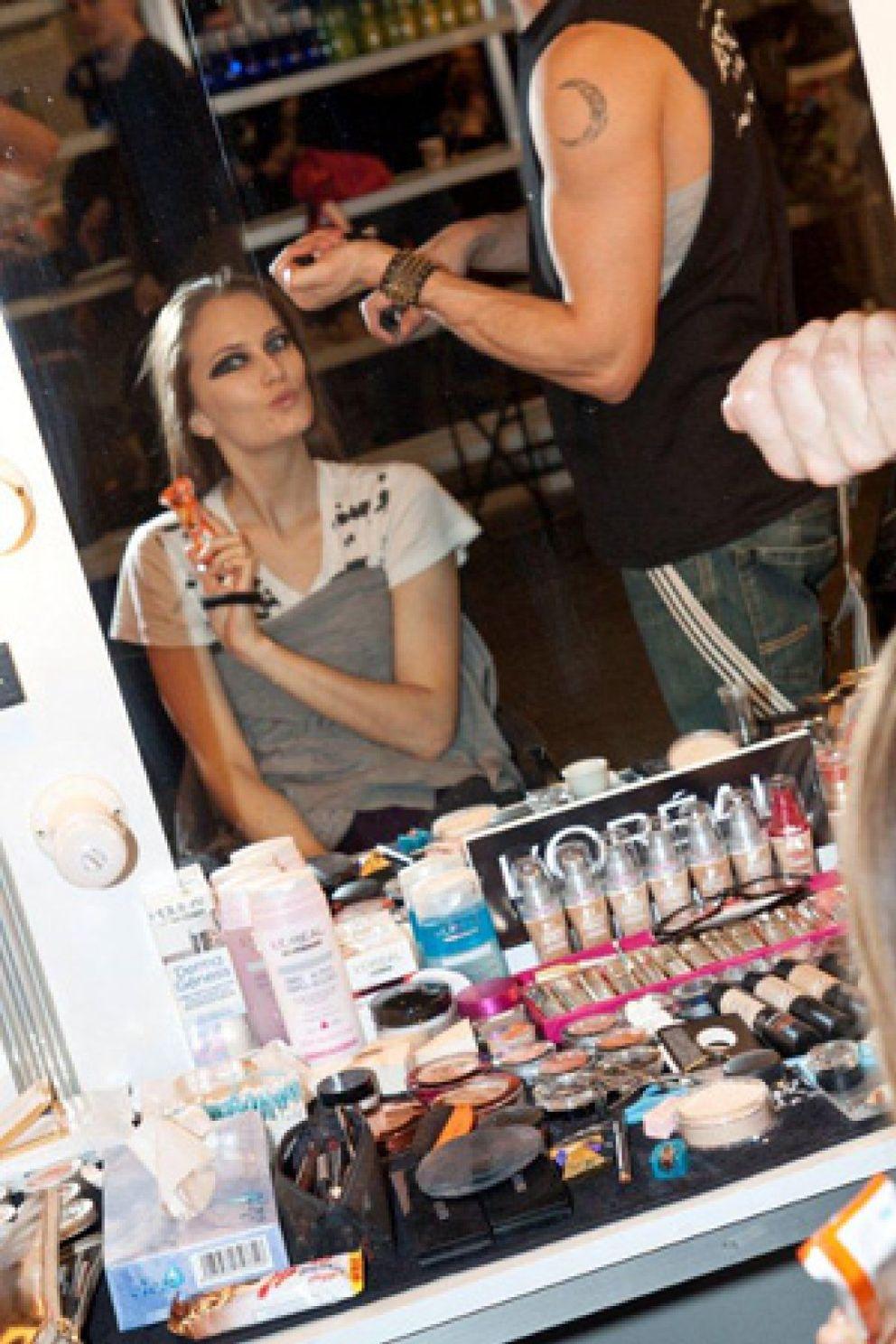 """Foto: Lo """"K"""" más se come en 'Cibeles Madrid Fashion Week'"""
