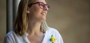 Post de Elsa Artadi, portavoz del Govern, de ayuno con un abrigo de 1.100 euros