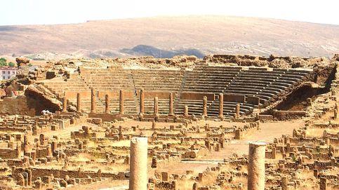 La Pompeya de África: la ciudad romana que fue enterrada por el Sáhara