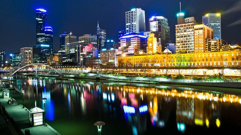 Foto: Melbourne.