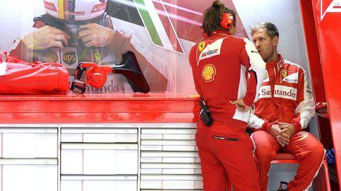 Vettel y Ferrari se ponen en guardia ante las 'amenazas'