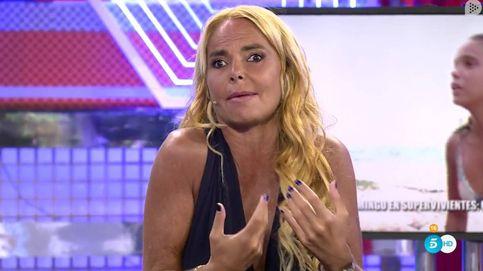 'Sábado deluxe': Leticia Sabater acusa a Gloria Camila de hacer trampas