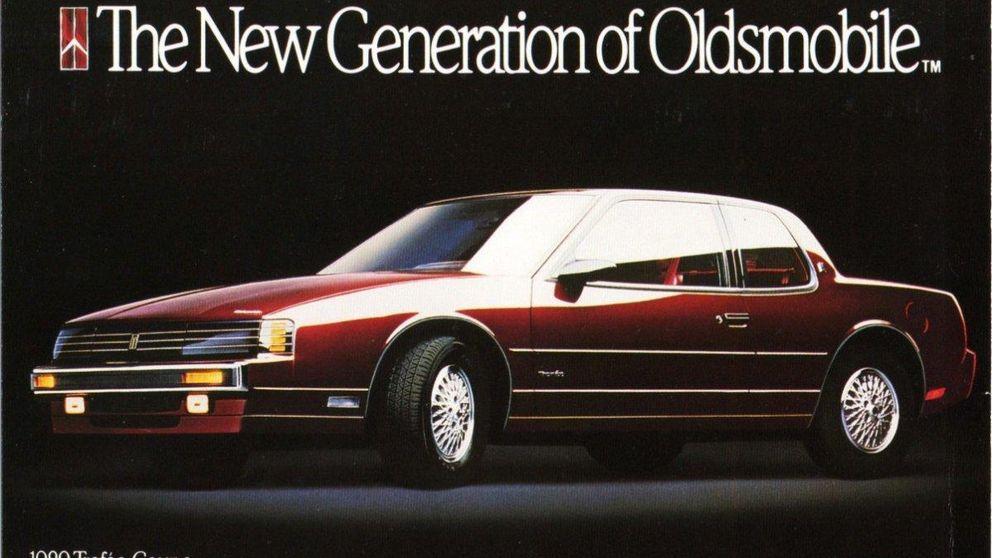 ¿Nuevo? En 1989 ya existían coches con panel táctil y  funciones avanzadas