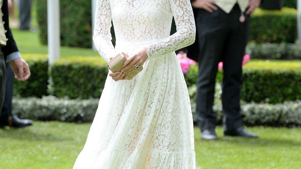 Kate Middleton y Mary de Dinamarca, protagonistas de un original duelo en Ascot