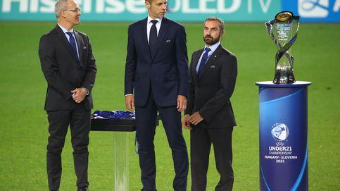 Superliga: la UEFA paraliza las sanciones contra Madrid, Barça y Juventus
