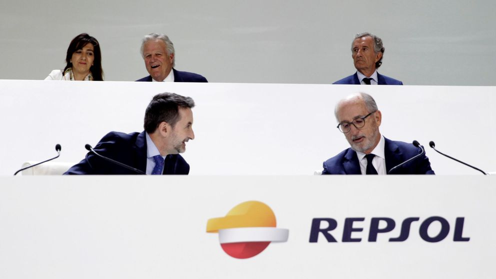 Repsol anuncia una caída del 27% del beneficio y una reducción de capital
