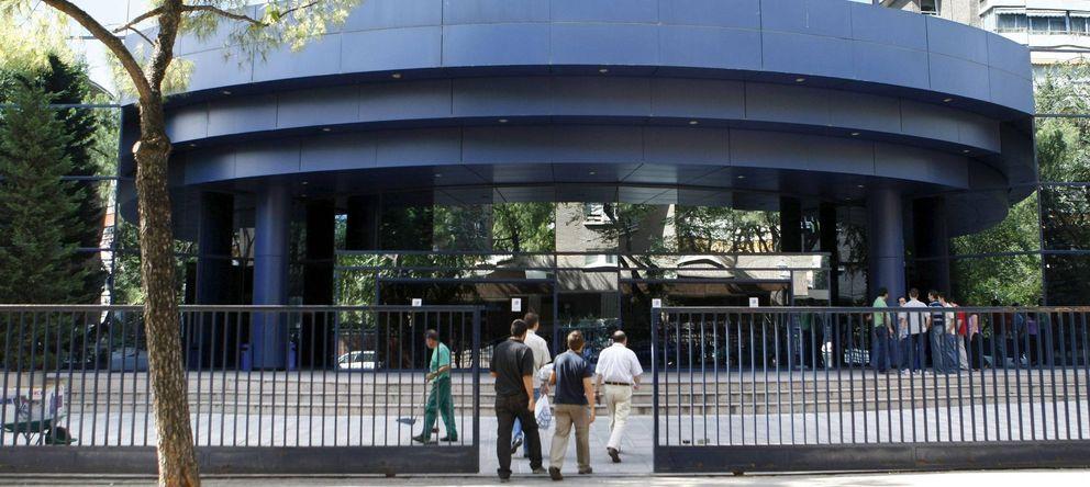 Foto: Exterior de la sede de Aeropuertos Españoles y Navegación Aérea (Aena) en Madrid (EFE)