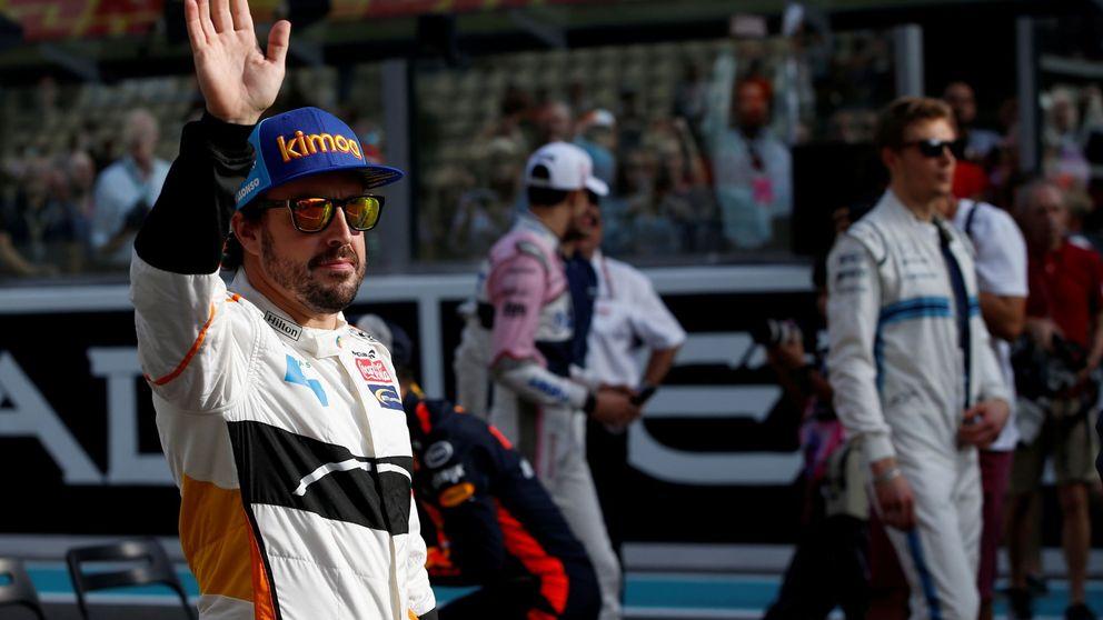 Volveré. La despedida y el agradecimiento de Fernando Alonso a la Fórmula 1