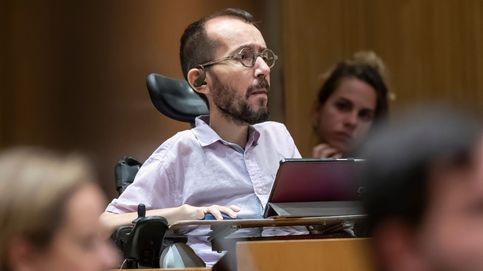 La Fiscalía avala que Pablo Echenique llame violador a un inocente