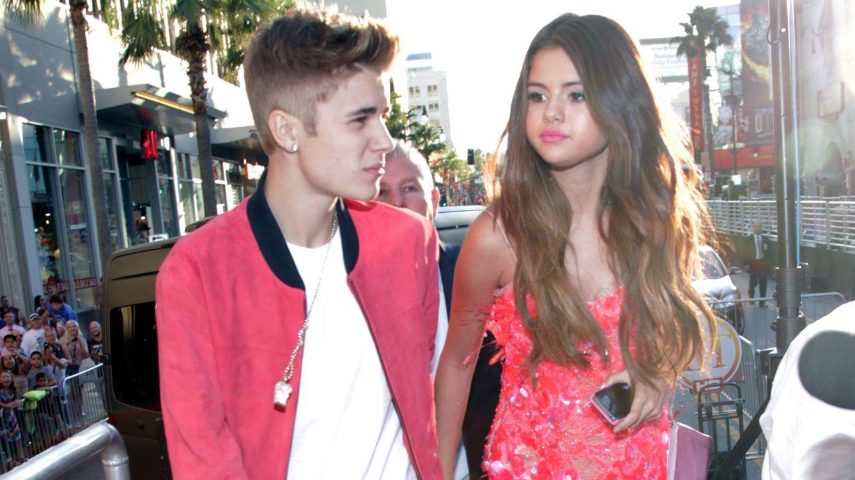 Foto: Justin Bieber y Selena Gómez en una imagen de archivo (Gtres)