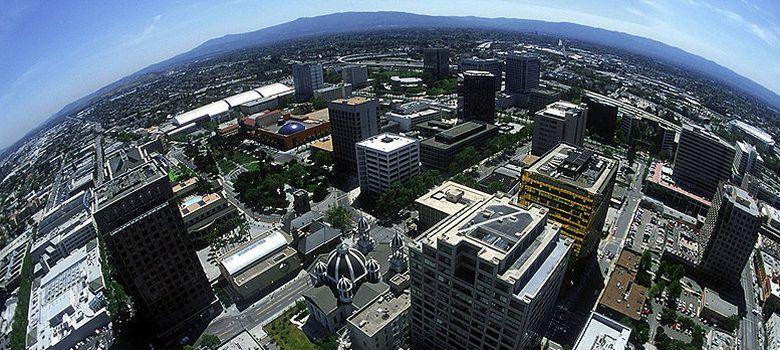 Foto: Vista panorámica de Silicon Valley