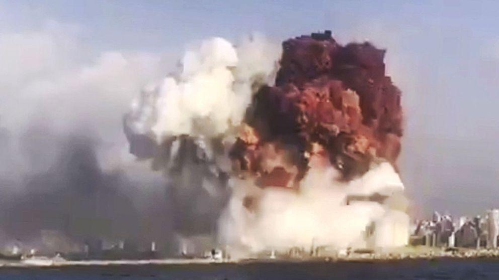 ¿Cómo ocurrió la explosión de Beirut? Reconstrucción de una tragedia evitable