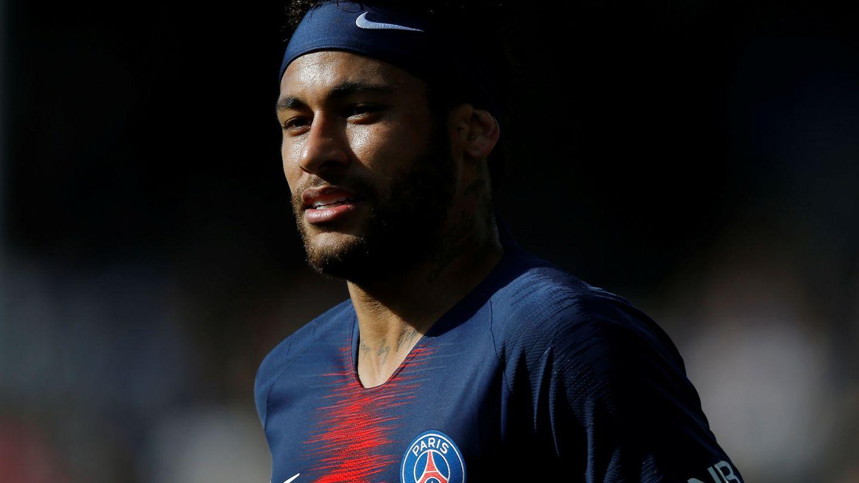 Neymar en una imagen de archivo. (Reuters)