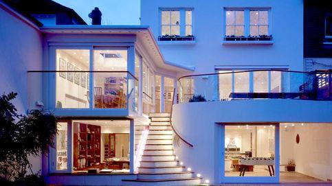 Vivir en un sótano: los millonarios de Londres construyen hacia abajo