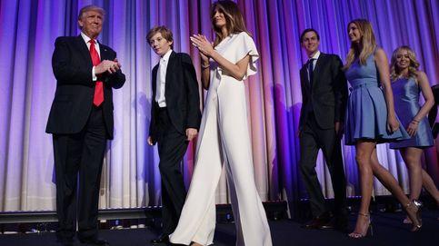 El 'golpe' de Melania a Hillary Clinton: un mono de 4.000 dólares de Ralph Lauren