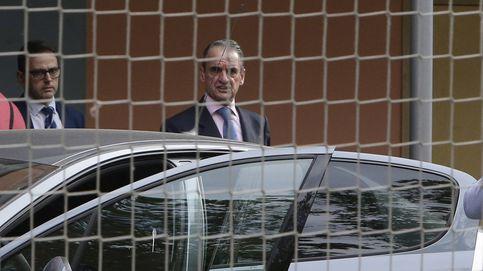 El juez impone una fianza de 300.000 € a Conde para salir de prisión