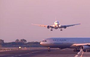 Incidente en el aeropuerto de El Prat