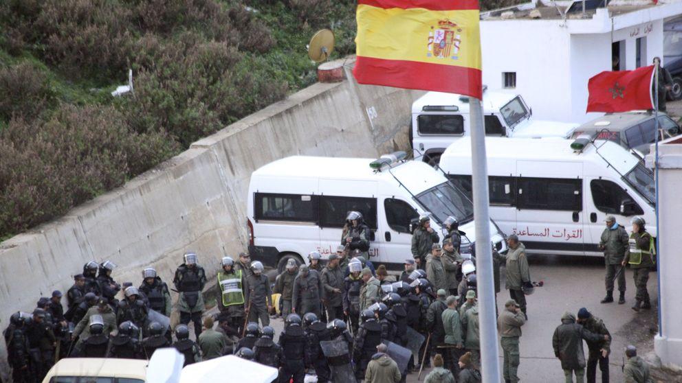Al menos tres subsaharianos muertos en un asalto de 200 personas a la valla de Ceuta