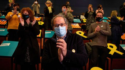 La misteriosa desaparición de Quim Torra de la campaña catalana