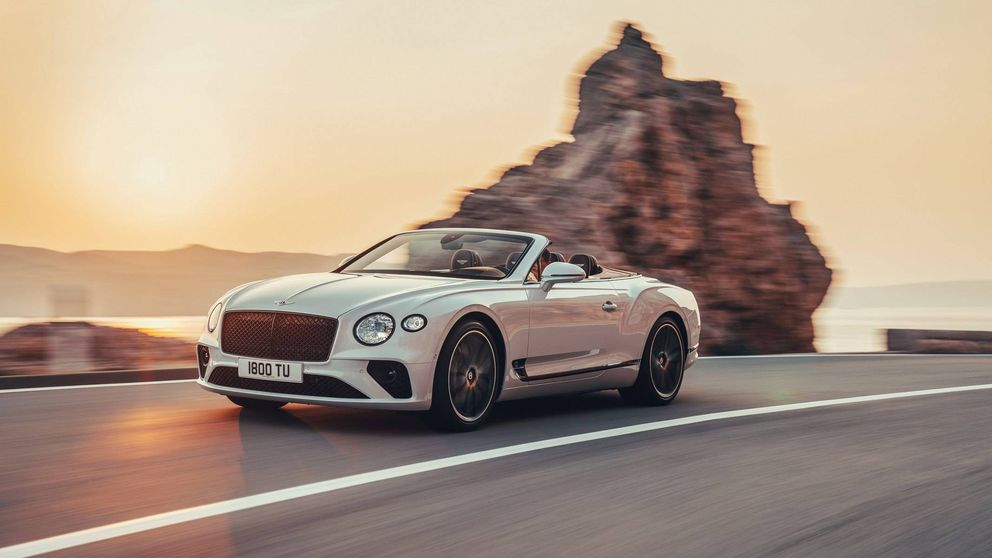 Bentley Continental GT Convertible, un superdeportivo descapotable para cuatro