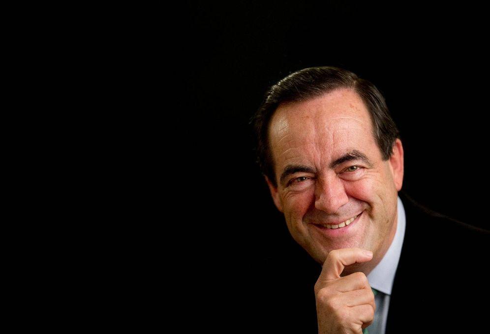 Foto: José Bono, exministro socialista de Defensa, expresidente del Congreso y expresidente manchego. (Cedida)