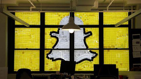 Snapchat recurre a la banca para financiarse y retrasa la salida a bolsa