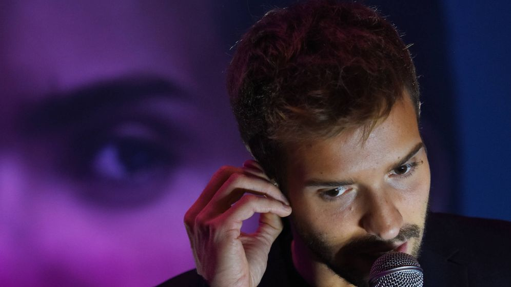 Foto: El cantante Pablo Alborán en una imagen de archivo. (Gtres)