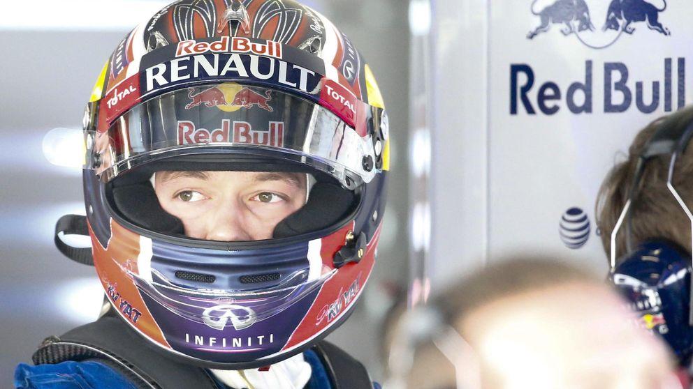Horner y Kvyat le dan caña a Renault, ya no valen las palabras y las promesas
