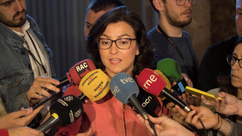 Eva Granados en una imagen de archivo. (EFE)