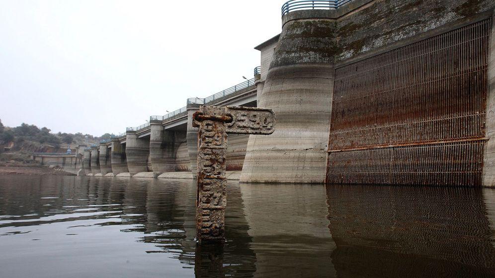 Foto: La sequía deja embalses y zonas del Alto Guadiana en situación de emergencia (EFE)