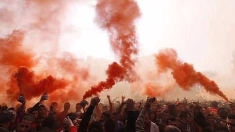 En Egipto, los 'ultras' ayudaron a acabar con el régimen. El Gobierno se lo ha hecho pagar