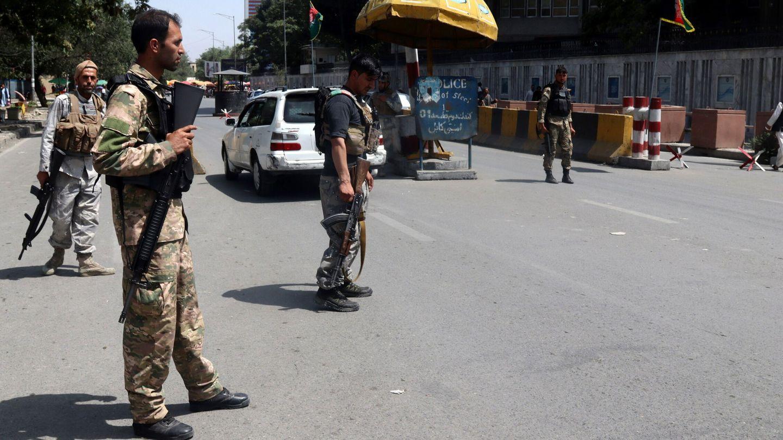 Imagen de archivo de Afganistán. (EFE)