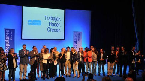 La crisis del PP de Alcorcón: insultos en el palco y condena al chófer de Lina Morgan