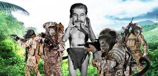 Post de Los 'hombres mono' de Stalin, soldados invencibles