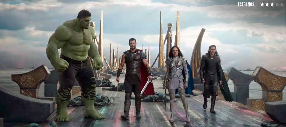 Foto: Taika Waititi dirige la nueva entrega de 'Thor'. (Disney)