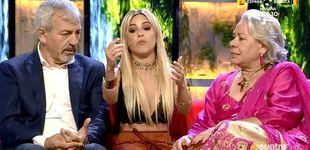 Post de Oriana Marzoli rompe a llorar en 'SV 2019' por problemas personales