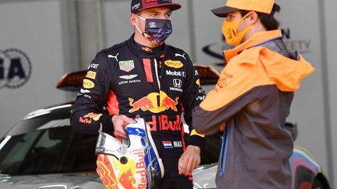 Carlos Sainz y Max Verstappen volverán a enfrentarse cara a cara, y entonces veremos