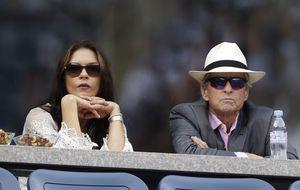 Michael Douglas y Catherine Zeta-Jones hacen vida por separado