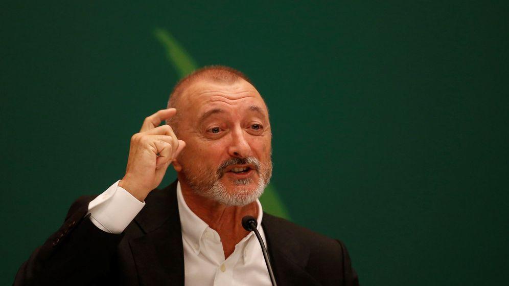 Foto: El escritor español lanzó un dardo que no fue bien entendido (EFE/Francisco Guasco)