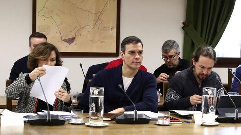 El Gobierno no tocará Bankia e Iglesias apunta a la función de banca pública del ICO