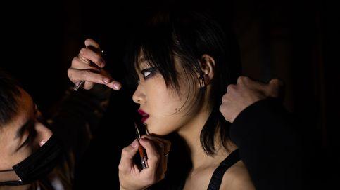 La Semana de la Moda china y la primavera japonesa: el día en fotos