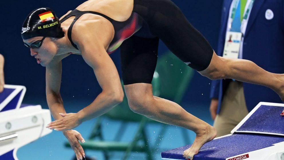 Mireia Belmonte y la última oportunidad de lograr un oro