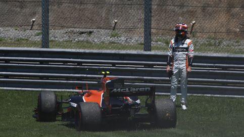 McLaren o cómo tres años en el barro vacían las arcas de un equipo de F1