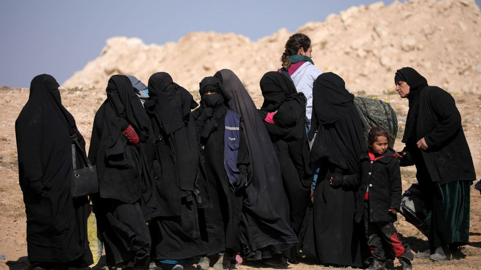 Trump amenaza con liberar a los yihadistas europeos si sus países no se hacen cargo