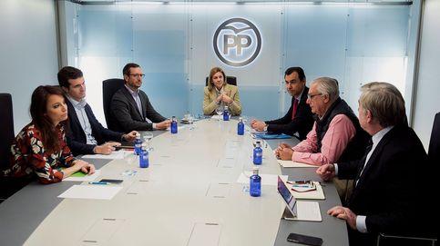 Tan difícil como el once de la Selección: el PP está decidiendo su estrategia política