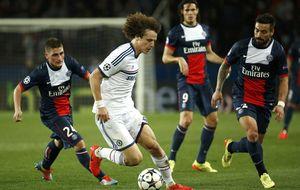 El PSG confirma el acuerdo con el Chelsea para fichar a David Luiz
