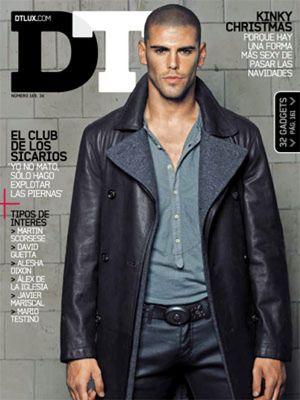 Valdés saca su lado sexy en la revista 'DT'