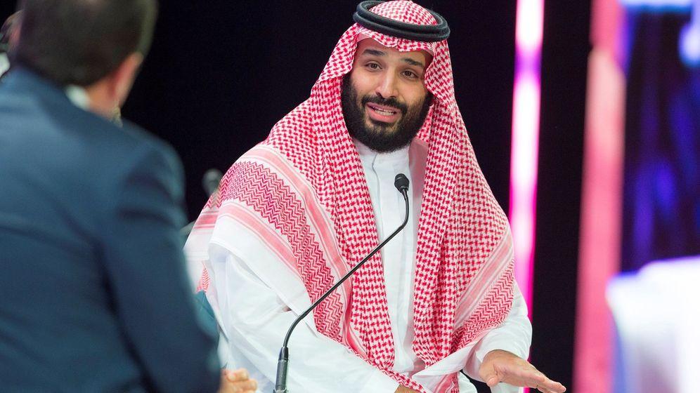 Foto: El príncipe heredero saudí, Mohamed bin Salman. (EFE)