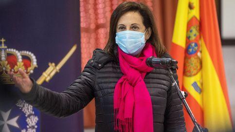Robles pide un informe al Estado Mayor para ver por qué se ha vacunado el Jemad